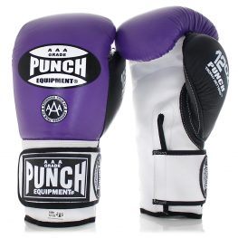 Purple Boxing Gloves Trophy Getters