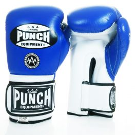Punch Boxing Gloves Royal Blue Trophy Getters