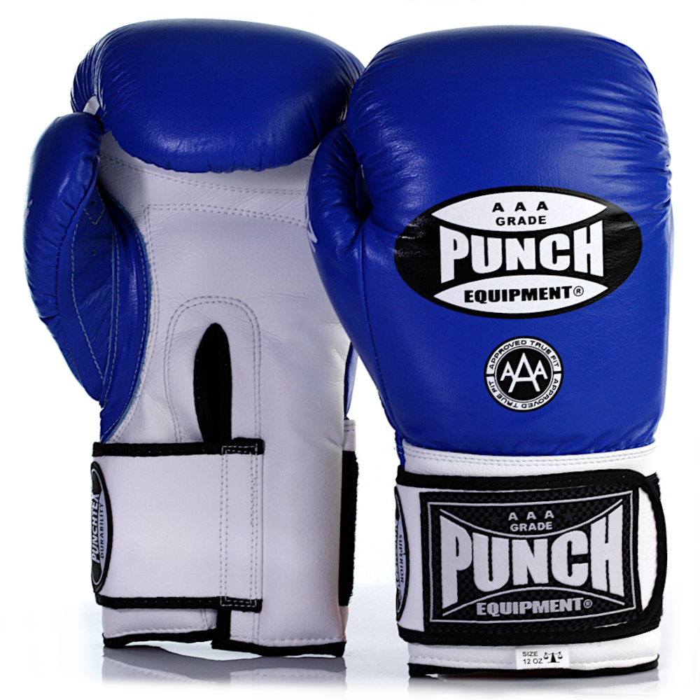 Punch Gloves Blue 1 2021