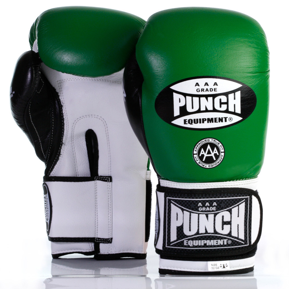Punch Gloves Green 1 2021