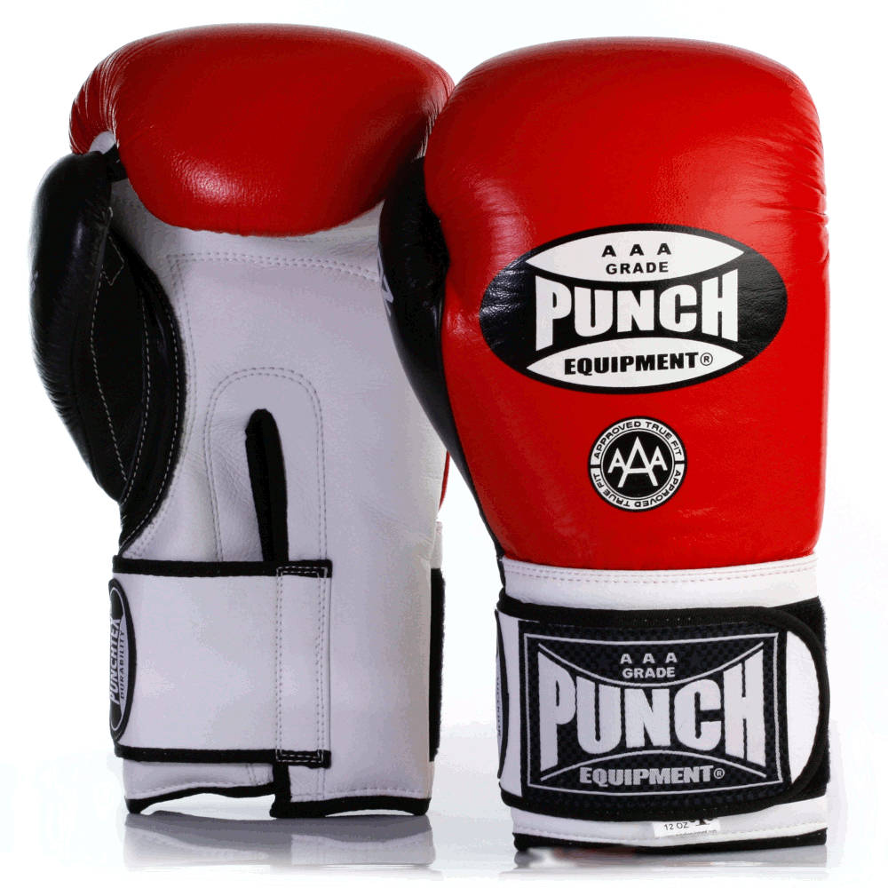 Punch Gloves Red 2 2021