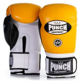 Punch Gloves Yellow 1 2021