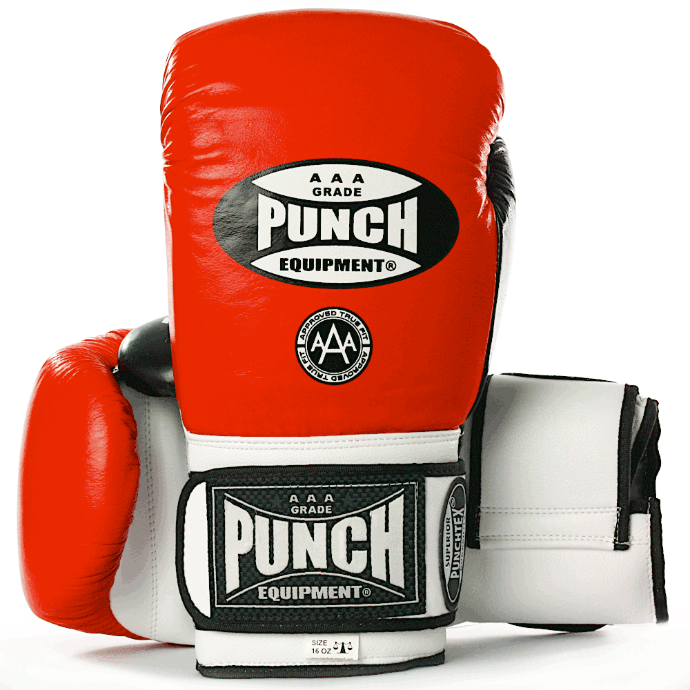 Red Boxing Gloves Trophy Getters 2020