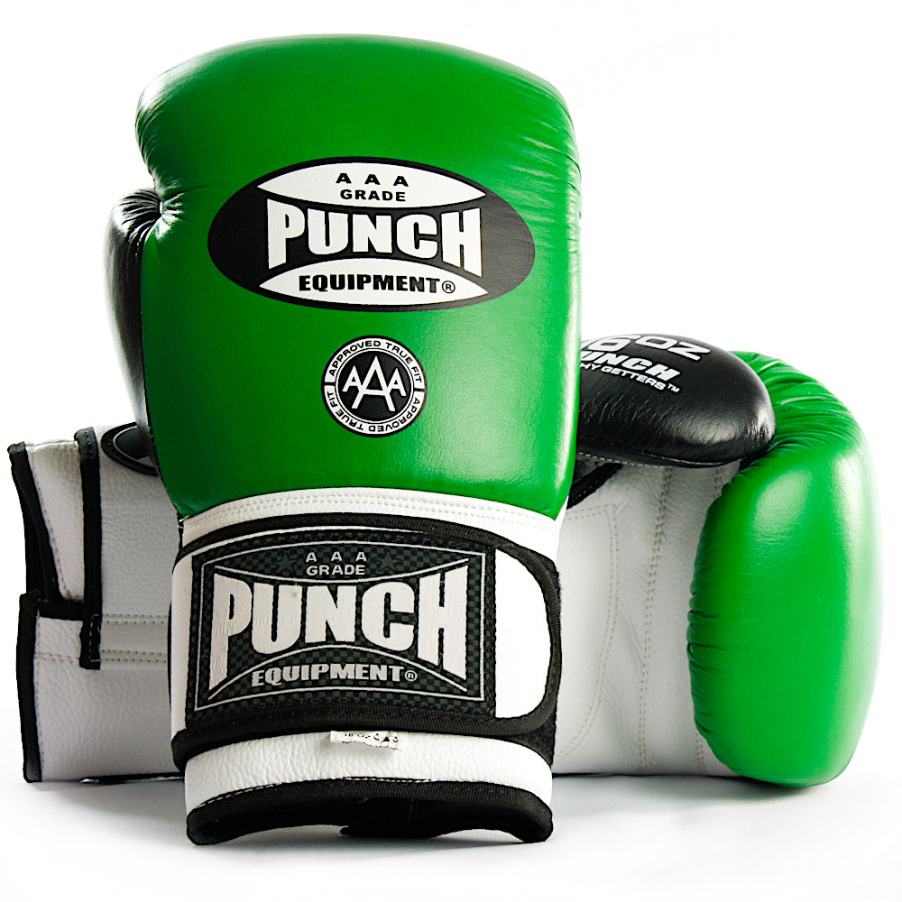 Trophy Getters Boxing Glove Green 2020