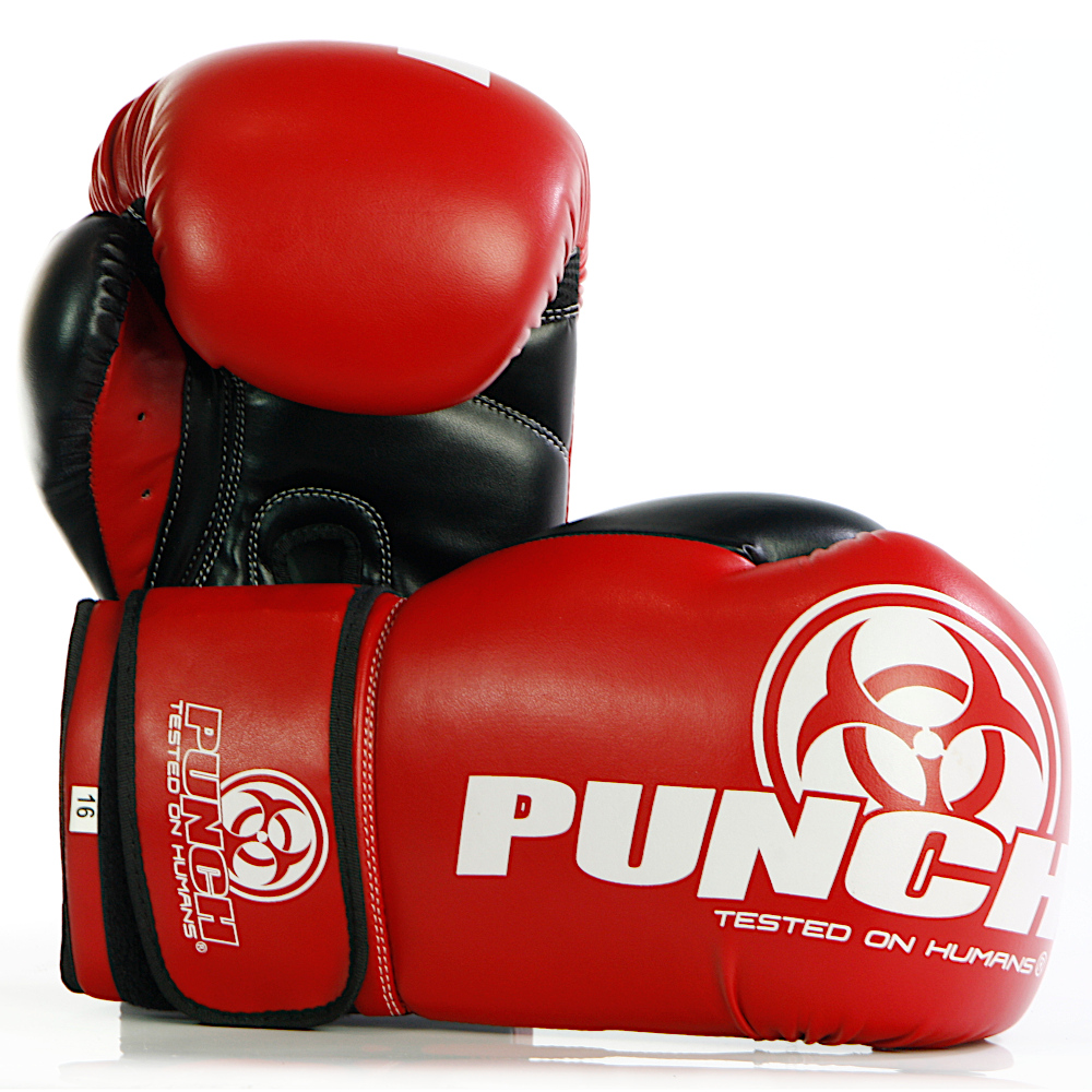 Red Urban Boxing Gloves Online 2020