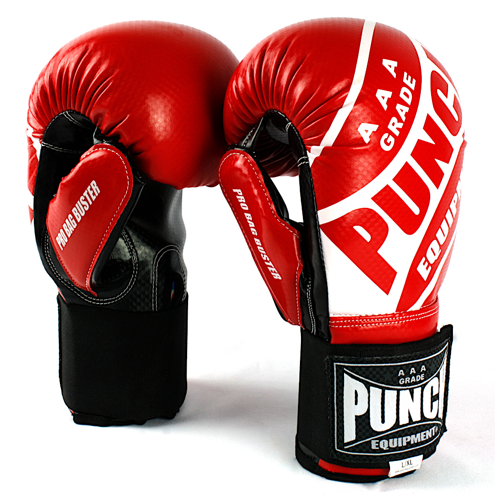 Pro Bag Busters Boxing Mitts Red 1 (2020 02 21 03 59 47 Utc)
