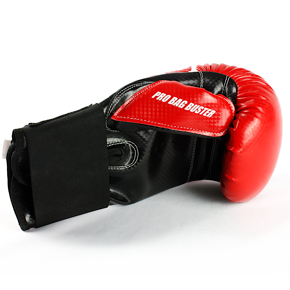 Pro Bag Busters Boxing Mitts Red 2 (2020 02 21 03 59 47 Utc)