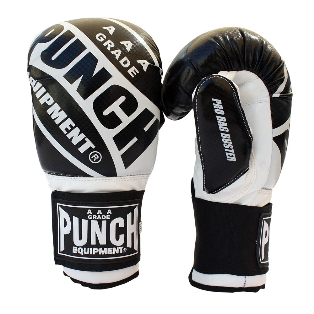 Punch Pro Bag Busters Black