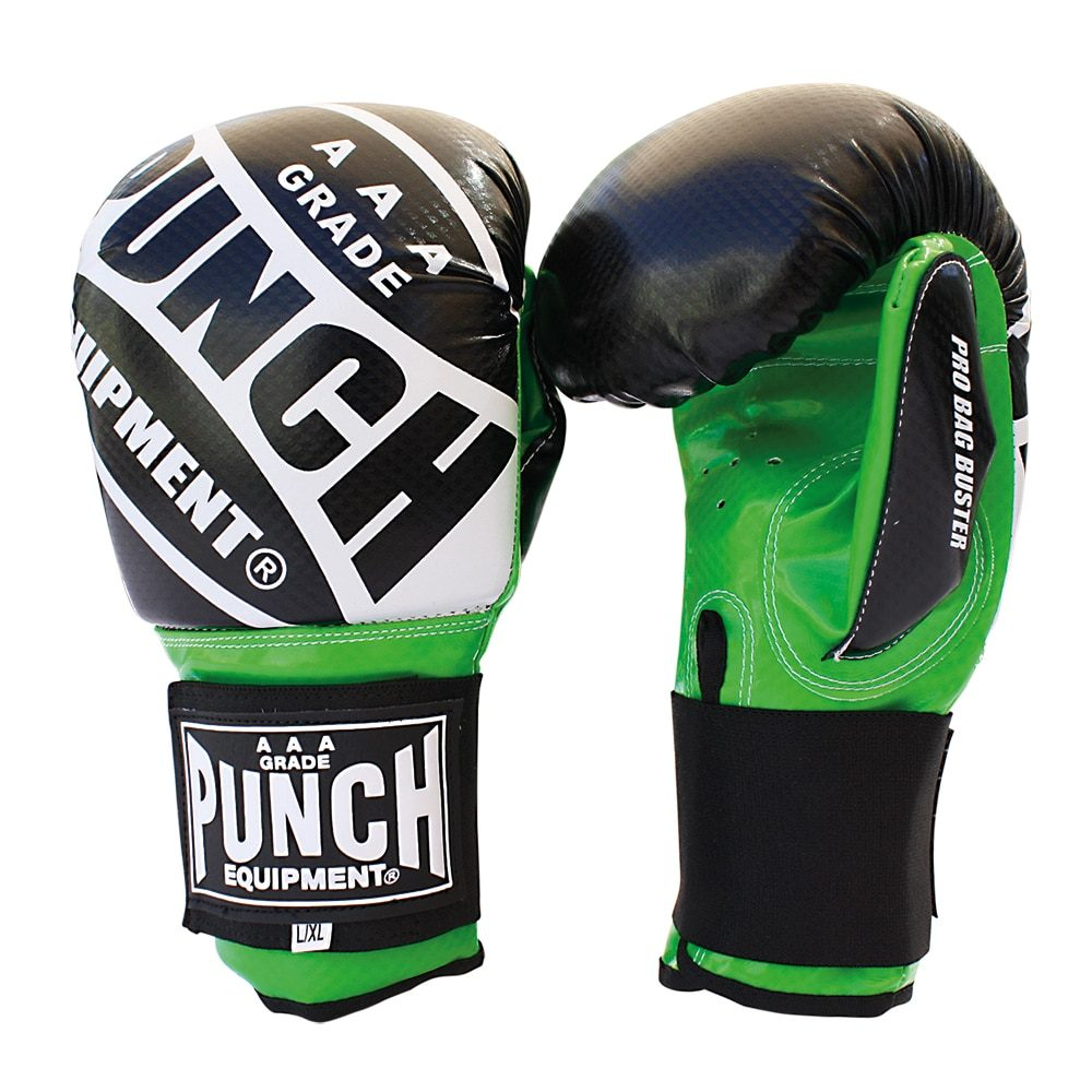 Punch Pro Bag Busters Green