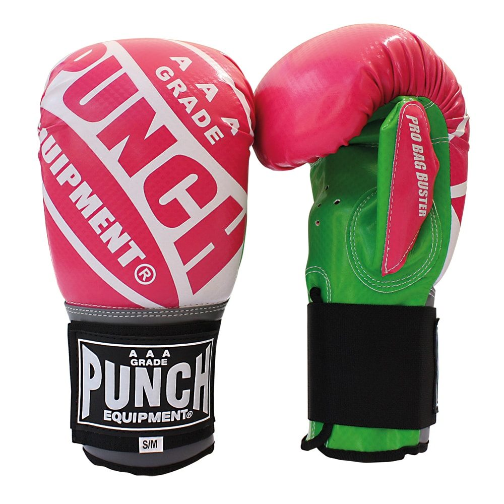 Punch Pro Bag Busters Pink