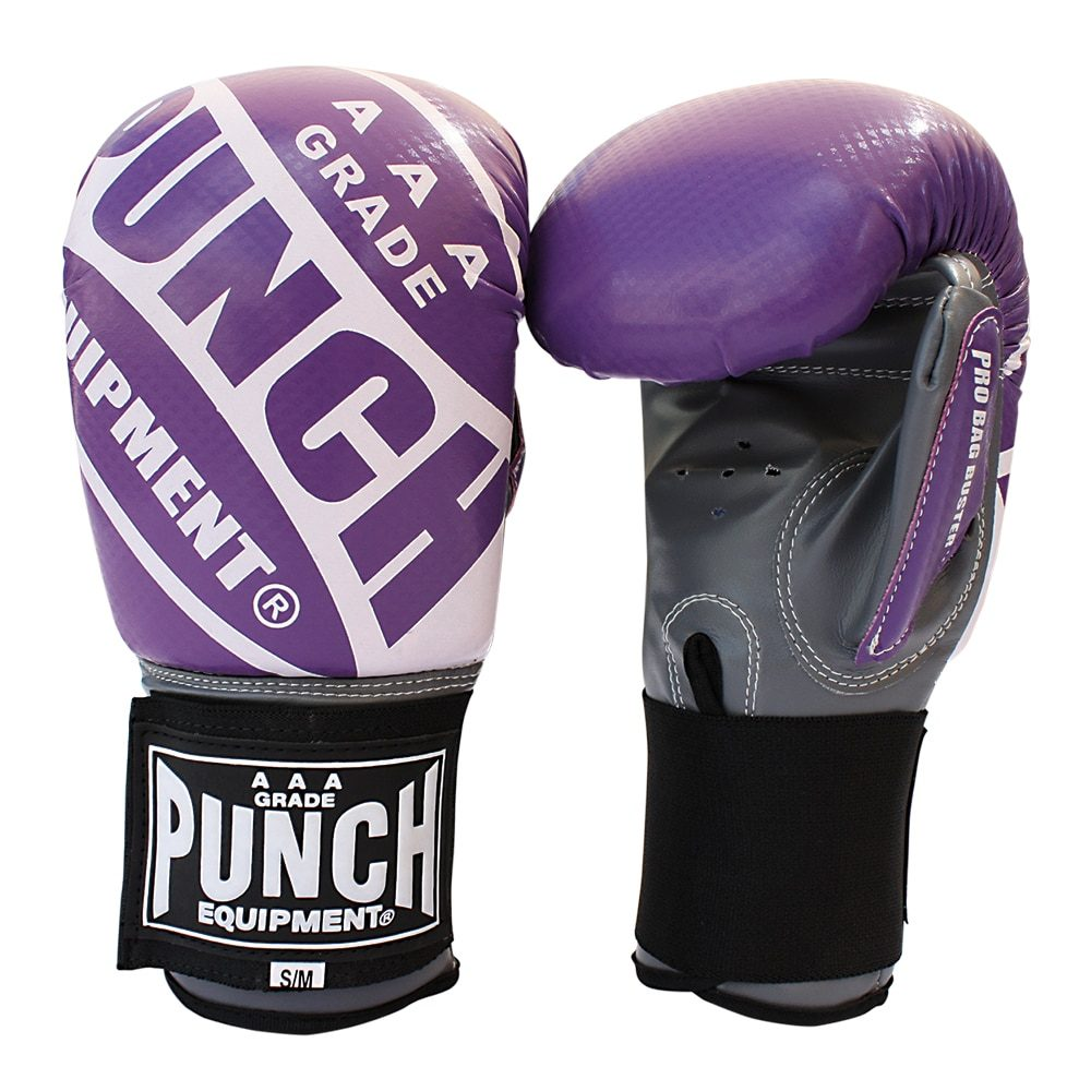 Punch Pro Bag Busters Purple