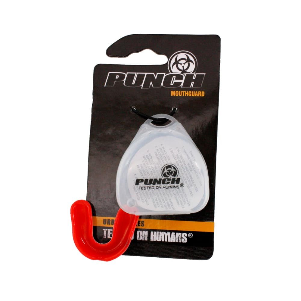 Cobra Mouth Guard Package Red