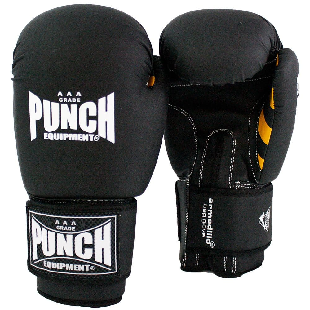 Punch Armadillo Bag Gloves Online Front