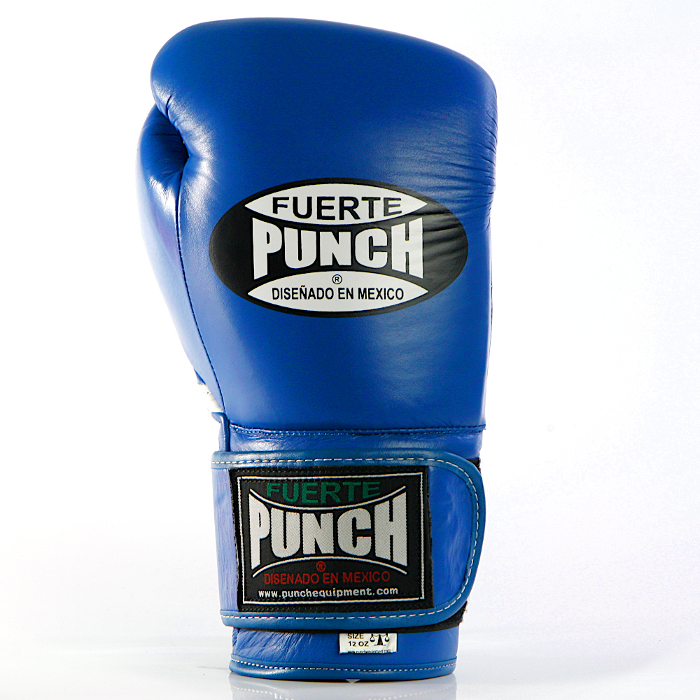 Punch Mexican Blue Boxing Gloves 1 2020
