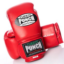 Red Punch Mexican Glove