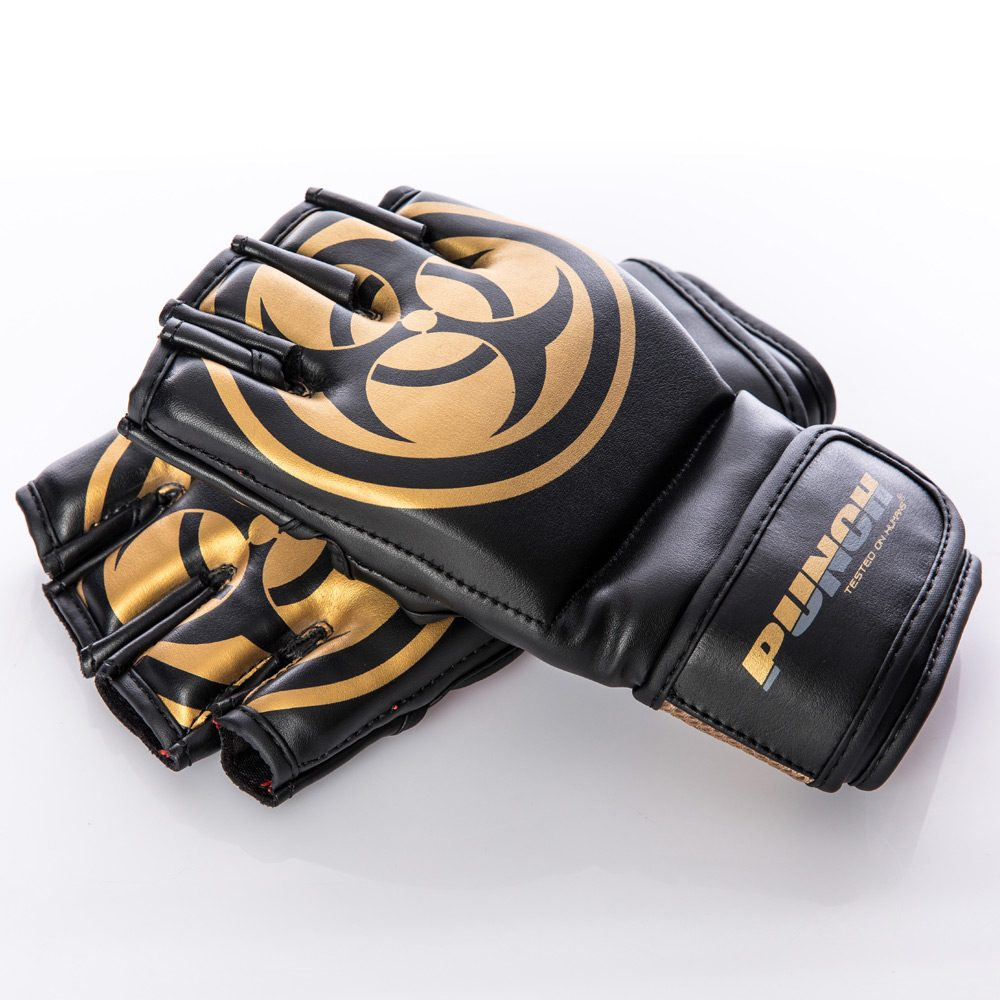 Mma Black Gold Punch