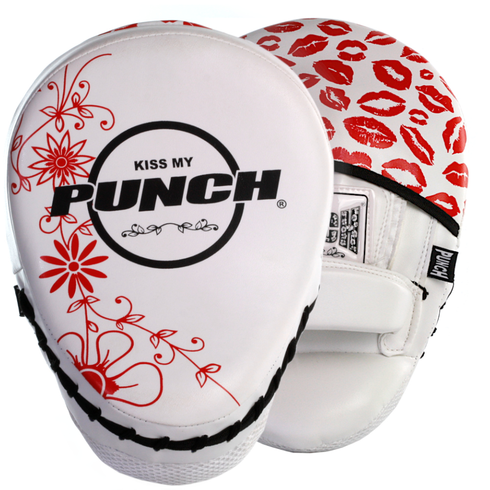 Womens Focus Pads Red Lips 2021