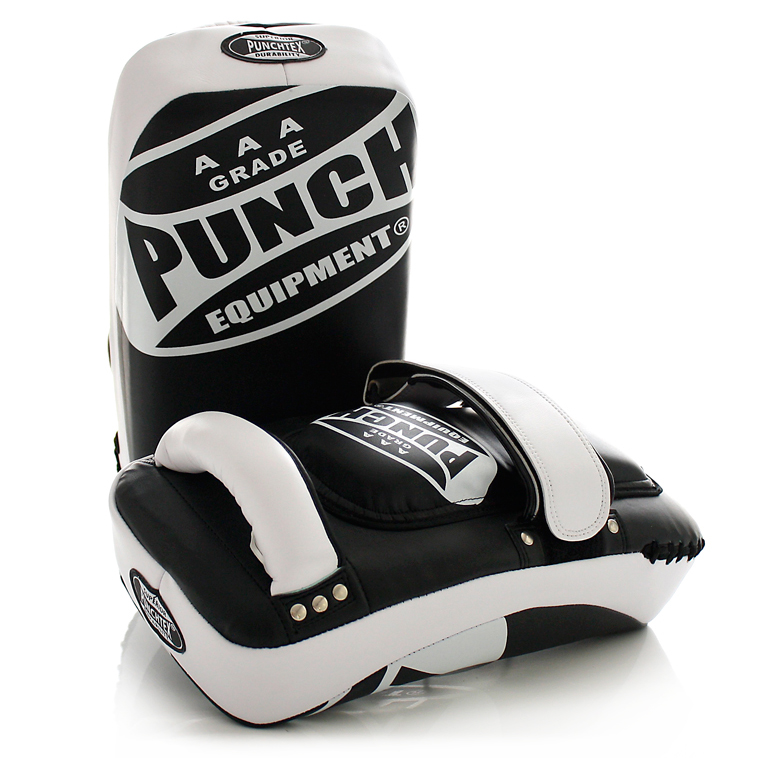 Aaa Curved Thai Pads White 1