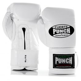 Mexican Fuerte Gloves White 2021
